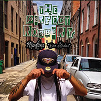 Graphic Design-CP Facade-The Perfect Robbery CD Cover